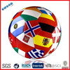 Colorful promotional high quality giant inflatable football