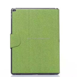 OEM leather case for ipad pro , for ipad pro 12.9 stand case