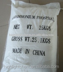 Monoammonium Phosphate P2O5 61.0% Cas No. 7722-76-1