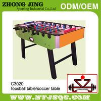 high quality stylish fashion foosball soccer table