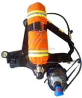 Fire fighting equipments self-contained breathing apparatus(SCBA)
