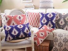 2015 HOT SALE China factory digital printed sofa Cushion and Cushion cover