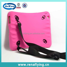 Low price silicon shockproof custom cover case for ipad 2 3 4