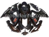 Motorcycle fairing/body kits/bodywork/fairing kit for K6 suzuki GSXR600/750 06-07 free with the seat cover