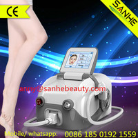 hot sell portable 808nm diode laser hair remover/ ome use portable 808nm diode laser hair removal machine