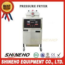 P002 Advanced McDonald Machine Restaurant Equipment Suppliers Electric Deep Fat Fryer