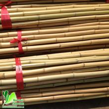 hollow wood pole bamboo poles