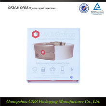 Customized Oem Packaging Boxes Factory Direct Price Eco-Friendly Velvet Paper Gift Box