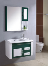 2015 new Cheap PVC Bathroom Cabinet for home use