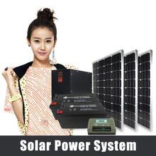 110v -240v 500w price 10 kw 3000w china solar energy system