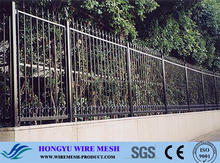 Hot sale durable decorative wrought iron fence spikes