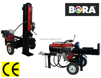 2015 Used in Vertical or Horizontal with CE 22T Gas Engine Fluid Pressure Heavy Duty Log Splitter