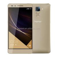 IN STOCK HUAWEI HOT SALE Original huawei honor 7 5.2 inch EMUI 3.1 / Android 5.0 OS Mobile Phone RAM3GBROM64GB huawei honor 7
