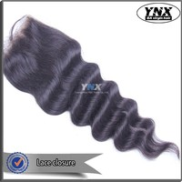 Best virgin hair 16 inch aliexpress hair lace closure full cuticle human hair cheap lace closure 4x4 light brown lace color