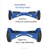 Smart portable electric self balancing scooter two wheel scooter