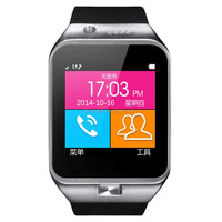 2015 new Product Bluetooth Connection and Sync phone function smart watch GV09