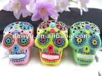 Stock resin crafts flatback resin skulls for DIY