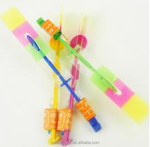 Children Plastic LED Arrow Helicopter