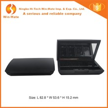 High Quality Plastic Case With Mirror And Magnet 4 C Empty Empty Eyeshadow Palette