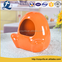 Excellent quality stoneware food and water novelty dog bowl