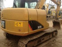 La excavadora usada de Caterpillar 307D para vender