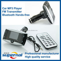 SF02 Bluetooth FM Transmitter for Mobile Download