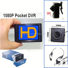 "Mini SD CARD mobile HD DVR with 2.4"" TFT"