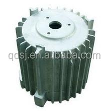 Casting Aluminum Alloy Die Casting Motor Shell