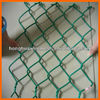Best price pvc coated chain link fence/chain link wire mesh fence