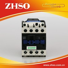 Old CJX2 series LC1D2510 3 phase ac contactor