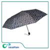 3 fold custom full print cheap umbrella