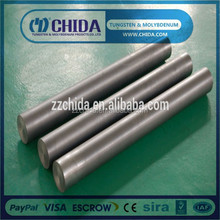Main supply molybdenum rod,wrought 99.95% high pure molybdenum rod
