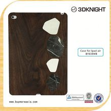 hot new products 2015 high quality wood book type case for ipad air 2