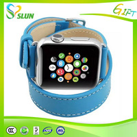 Slim design android 4.0 u8 smart watch 3g wrist watch phone video calling+GPS+WiFi+bluetooth