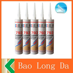 acetic silicone sealant construction silica gel