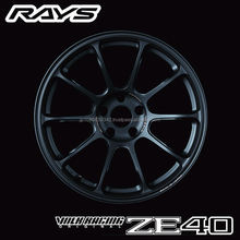 RAYS Volk Racing ZE40 aluminum wheel rim , option parts available