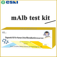 Human Urine Microalbumin Fast Diagnostic kit