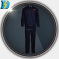 uniforme para salão de beleza com 4 bolsos slide projeto dobra na parte traseira ajustável do punho