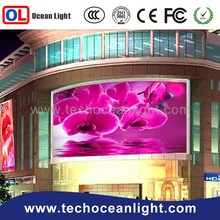 LED indoor P4 P5 outdoor LED display HD P4 Full color outdoor LED display screen/advertising display