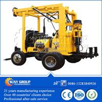 Borehole new design drilling machine