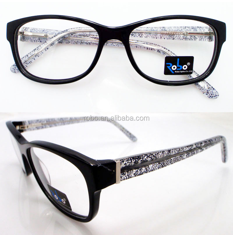 Eyeglass Frames In Fashion : 2014 New Fashion Acetate Eyewear Frame - Buy Classic ...