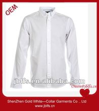 OEM slim fit buttons down business shirt for men