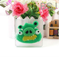 organic soap with toy soap green tea extract