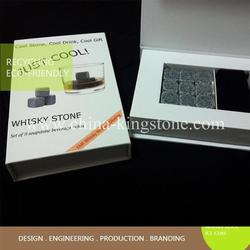 Hot selling whisky wine ice stone with CE certificate