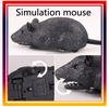 Simulation Infrared control I/R mouse ,RC Toy mouse ,I/R Plastic toy mouse