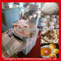 Electric round dough cutter/automatic dough roller