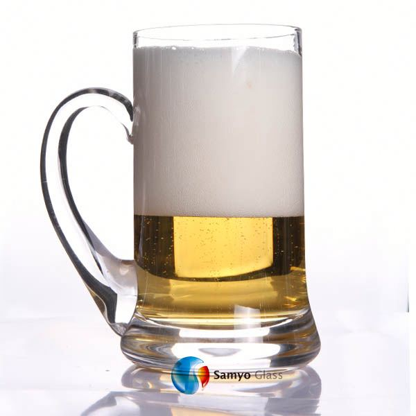 Samyo Handmade Glssware fabricante duff lata de cerveja