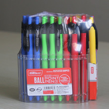 2015 Best Selling Promotional Plastic Ball Point Pen