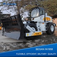 YUTONG 4WD Military Quality And Efficient Wheel Dozer