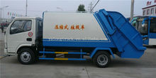 China supplier 2015 new product compressing garbage truck with low price for sale